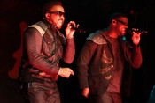 Fotos: Naturally 7 live in den Fliegenden Bauten in Hamburg